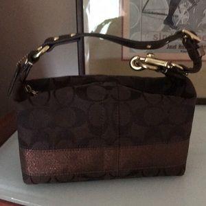 Coach cosmetic bag?